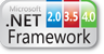 ASP.NET 4.5, 4.0, 3.5, 2.0, 1.1 Hosting